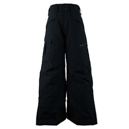 Obermeyer Porter Teen Boys Ski Pants, Black, 256