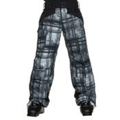 Obermeyer Porter Teen Boys Ski Pants, Forrest For The Trees, medium