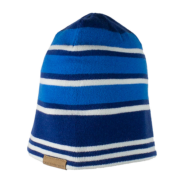 Obermeyer Traverse Knit Toddler Boys Hat, Stellar Blue, 600