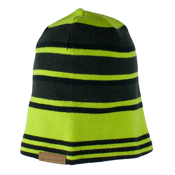 Obermeyer Traverse Knit Toddler Boys Hat 2017, Screamin Green, 600