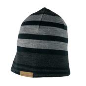 Obermeyer Traverse Knit Teen Boys Hat, Light Heather Grey, medium