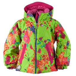 Obermeyer Ashlyn Toddler Girls Ski Jacket, Flower Burst, 256