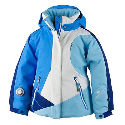 Obermeyer Trina Toddler Girls Ski Jacket, White, viewer