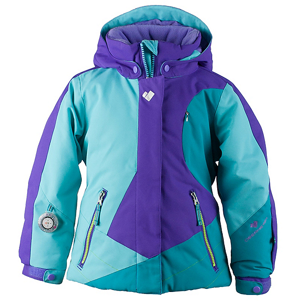 Obermeyer Trina Toddler Girls Ski Jacket, Grapesicle, 600