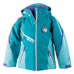 Obermeyer Leyla Toddler Girls Ski Jacket, Mermaid, 256