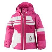 Obermeyer Snowdrop Toddler Girls Ski Jacket, French Rose, medium