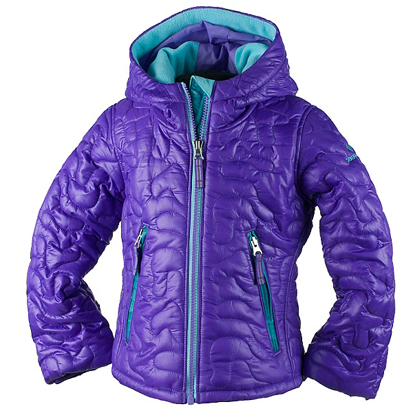 Obermeyer Comfy Toddler Girls Ski Jacket, Grapesicle, 600