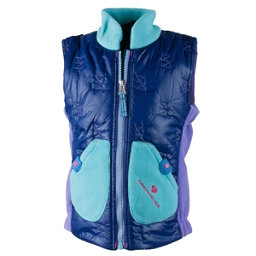 Obermeyer Snuggle Toddler Girls Vest, Dusk, 256