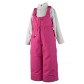 Obermeyer Snoverall Toddler Girls Ski Pants, French Rose, medium