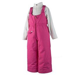 Obermeyer Snoverall Toddler Girls Ski Pants, French Rose, 256