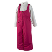 Obermeyer Snoverall Toddler Girls Ski Pants, Glamour Pink, medium