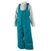 Obermeyer Snoverall Toddler Girls Ski Pants, Mermaid, medium