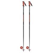 Rossignol Tactic Pro Carbon Ski Poles 2017, Carbon, medium