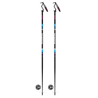 Rossignol Electra Carbon Womens Ski Poles 2017, Carbon, viewer
