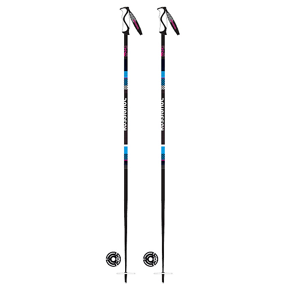 Rossignol Electra Carbon Womens Ski Poles, Carbon, 600