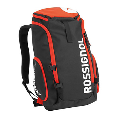 Rossignol Tactic Boot Bag Pack Ski Boot Bag 2017, Black-Red, viewer