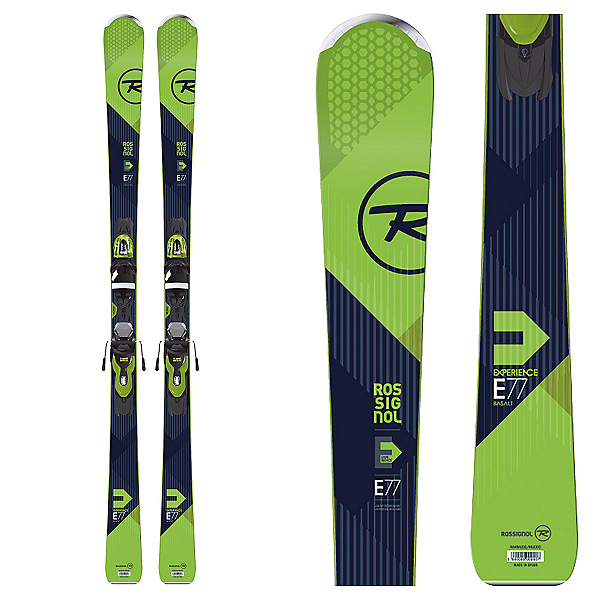 Rossignol Experience 77 Basalt Skis with Xpress 11 Bindings 2017, , 600