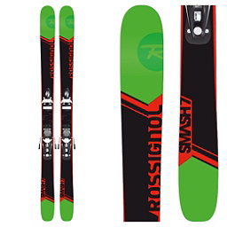 Rossignol Smash 7 Skis with Xpress 11 Bindings 2017, , 256