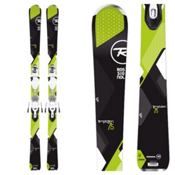 Rossignol Temptation 75 Womens Skis with Xpress 10 Bindings 2017, , medium