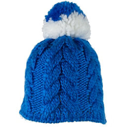 Obermeyer Livy Knit Toddler Girls Hat, Stellar Blue, 256