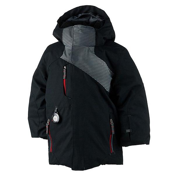 Obermeyer Havoc Toddler Boys Ski Jacket, Black, 600