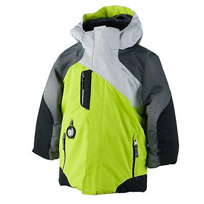 Obermeyer Havoc Toddler Boys Ski Jacket, Black, viewer