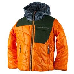 Obermeyer Catapult Toddler Boys Ski Jacket, Tangerine, 256