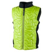 Obermeyer Sidekick Toddler Boys Vest, Screamin Green, medium