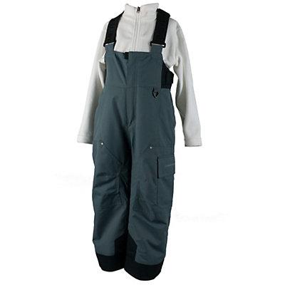 Obermeyer Volt B Toddlers Ski Pants, Graphite, viewer
