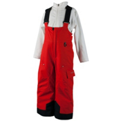 Obermeyer Volt Toddler Boys Ski Pants, Red, medium