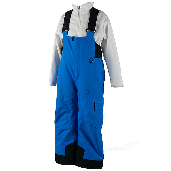 Obermeyer Volt Toddler Boys Ski Pants, Stellar Blue, 600