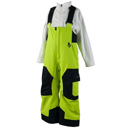 Obermeyer Volt Toddler Boys Ski Pants, Screamin Green, 256