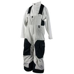 Obermeyer Volt Print Toddler Boys Ski Pants, Light Carbon Fiber, 256