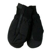 Obermeyer Thumbs Up Toddler Boys Mittens, Black, medium