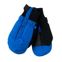 Obermeyer Thumbs Up Toddler Boys Mittens, Stellar Blue, 256