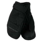 Obermeyer Radiator Teen Boys Mittens, Black, medium
