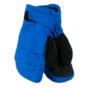 Obermeyer Radiator Teen Boys Mittens, Stellar Blue, medium