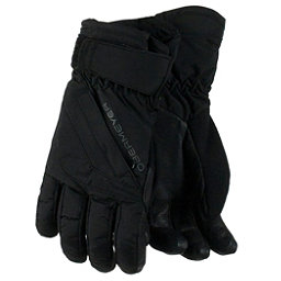Obermeyer Cornice Teen Boys Gloves, Black, 256