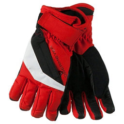 Obermeyer Cornice Teen Boys Gloves, Red, 256