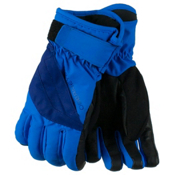 Obermeyer Cornice Teen Boys Gloves, Stellar Blue, medium