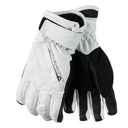 Obermeyer Cornice Girls Gloves, White, 256