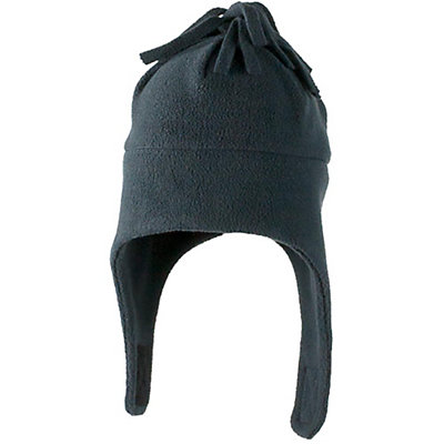 Obermeyer Orbit Fleece Toddler Boys Hat, Black, viewer