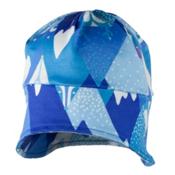 Obermeyer Jib Teen Skull Cap, Blue Mountains, medium