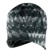 Obermeyer Teen Jib Skull Cap, Grey Coat Of Ar, medium