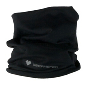 Obermeyer Bumps Sport 75WT Kids Neck Warmer, Black, medium