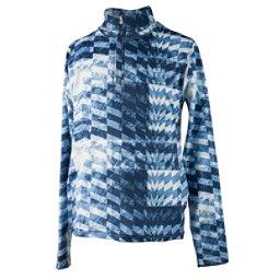 Obermeyer Wildcat Sport 75WT Teen Boys Long Underwear Top, Coat Of Arms, 256