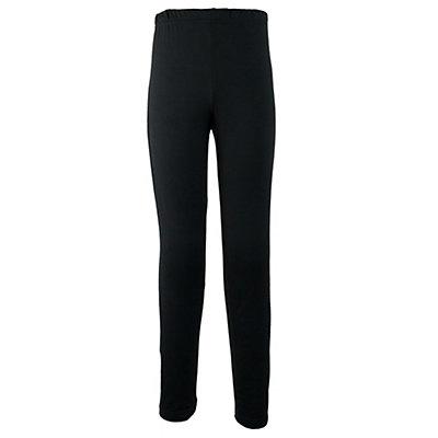 Obermeyer Bearclaw Sport 75WT Tight Teen Boys Long Underwear Bottom, Black, viewer