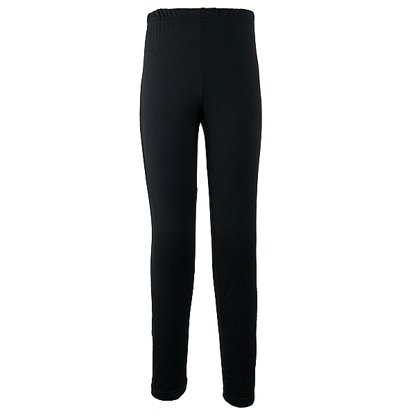 Obermeyer Bearclaw Sport 75WT Tight Teen Boys Long Underwear Bottom, Black, 600