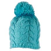 Obermeyer Livy Knit Kids Hat, Mermaid, medium