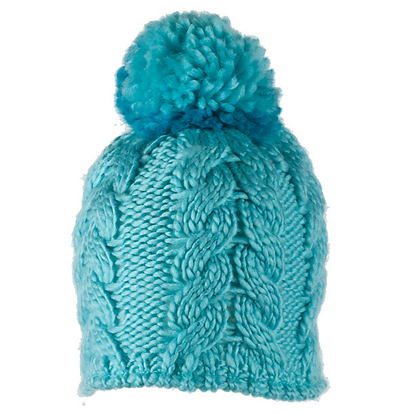 Obermeyer Livy Knit Teen Girls Hat, Mermaid, 600